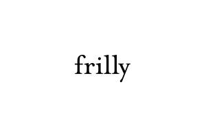 Frilly Affiliate Program